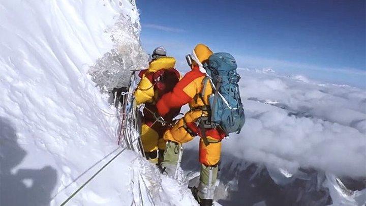 Ген высоты, или как пройти на Эверест (2017) 2 серия