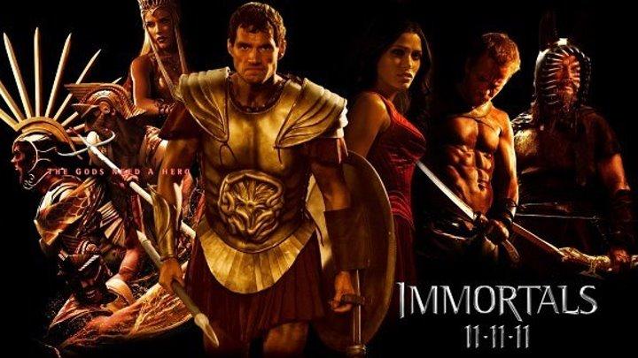 Война Богов: Бессмертные (2011)