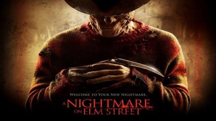 """Кошмар на улице Вязов"" _ (2010) ужасы,триллер. HD 720p"