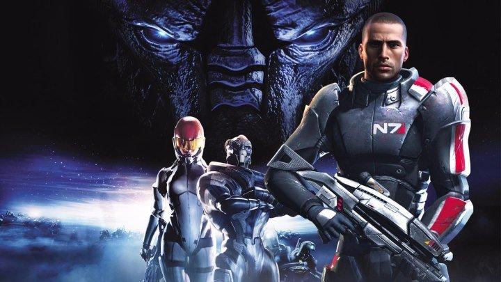 Mass Effect 2017 - (игрофильм)