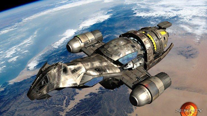 Миссия «Серенити». фантастика, боевик, триллер, приключения, ...