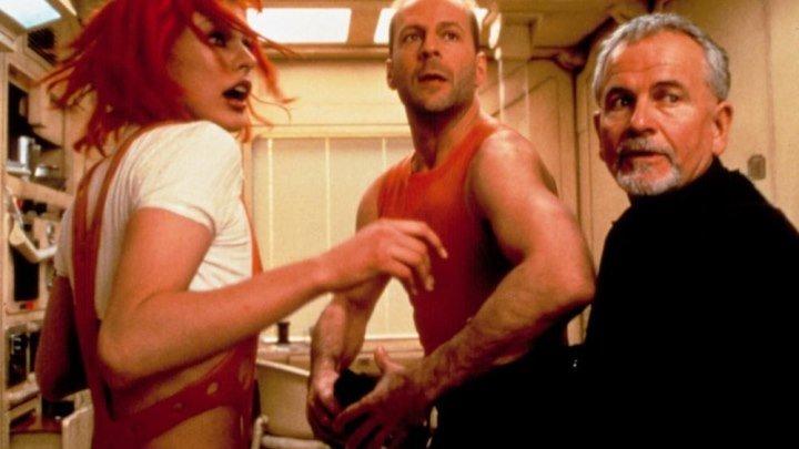 Пятый элемент.1997. Комедия триллер боевик фантастика.