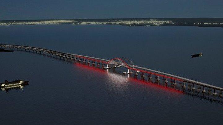 Крымский мост. Итоги 2018 года