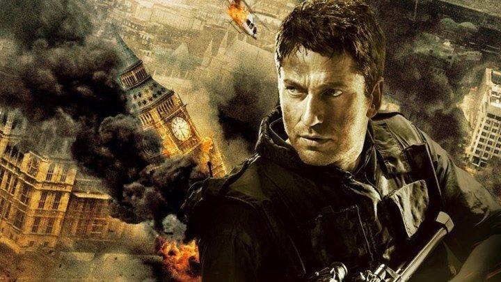 Падение Лондона(боевик, триллер, драма)2016