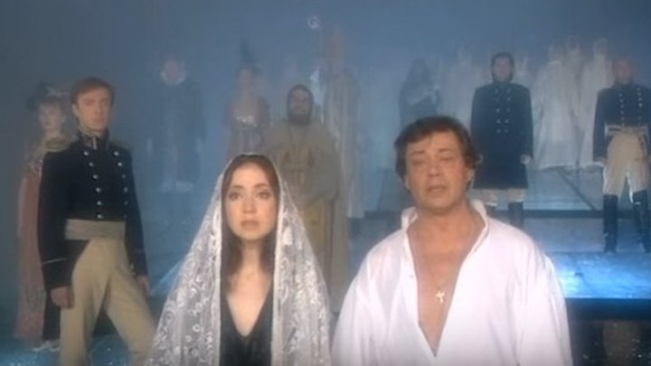 Юнона и Авось - Я тебя никогда не забуду