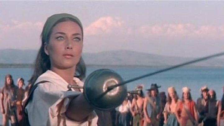 Венера пиратов (Италия, Германия 1960 HD) Драма, Приключения, Комедия, Боевик, История, Пираты