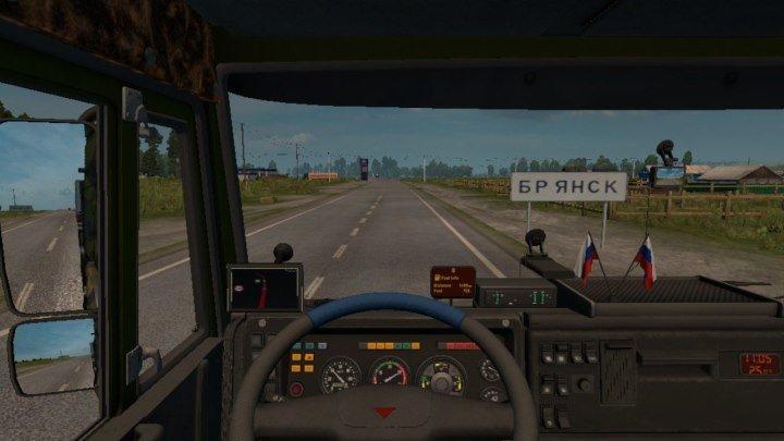 Euro truck simulator 2 l Zver Rivint TV l Стрим #2 Суровая россия байкал r9