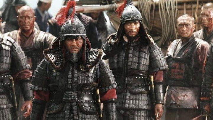 Битва за Мён Рян (2014) HD(исторический фильм, фильм-биография, военный фильм)
