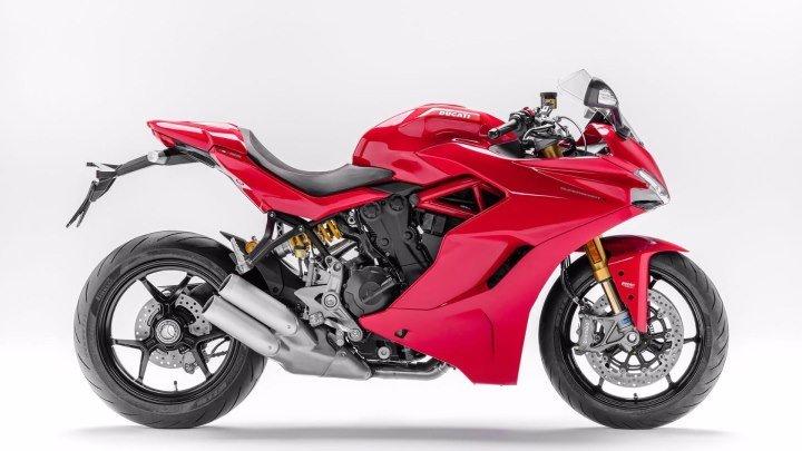 2017 Ducati Supersport 939