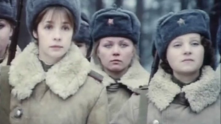 «Женщины, которым повезло» (1989) - драма, реж. Марк Орлов
