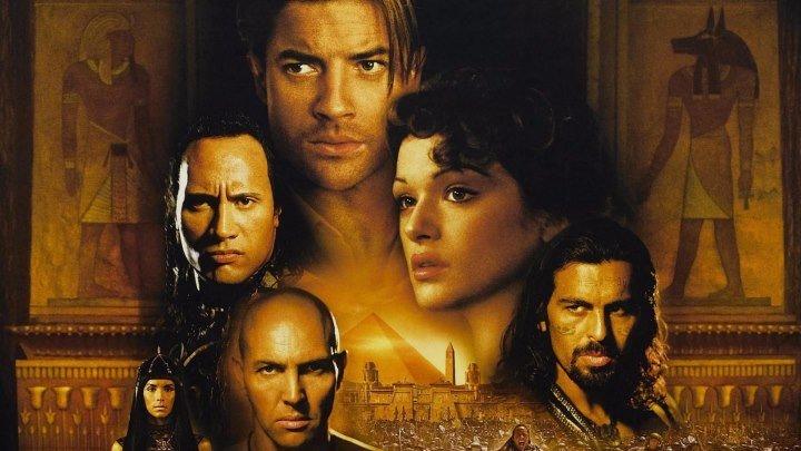 МУМИЯ -2 //Возвращение HD(2001) 1080p.Триллер,Фэнтези,Приключения
