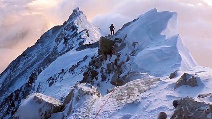Ген высоты, или как пройти на Эверест (2017) 3 серия