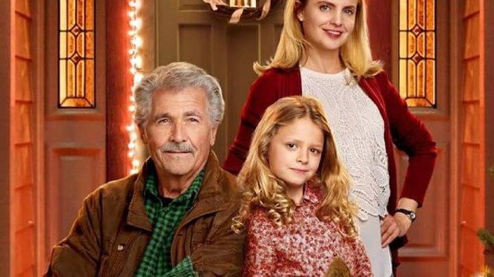 Я буду дома к Рождеству / I'll Be Home for Christmas (2016) драма, мелодрама, семейный
