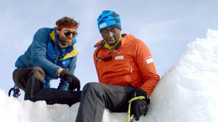 1+Эверест. 2017. приключения