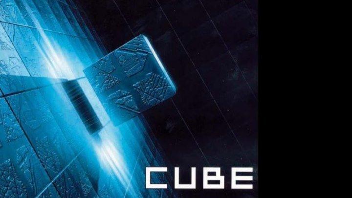 Куб (1997) Фантастика, Триллер