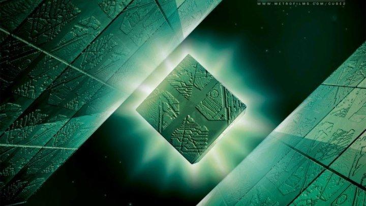 Куб 2: Гиперкуб (2002) Фантастика, Триллер