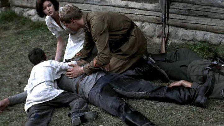 В июне 41-го (2003). Драма мелодрама боевик военный