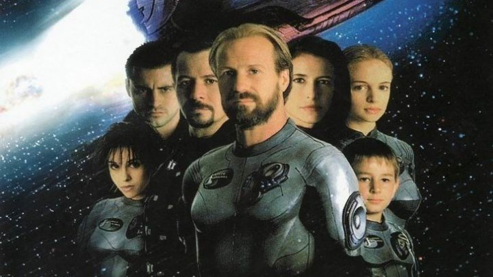Затерянные в космосе (1998) фантастика, боевик, триллер, приключения (HD-720p) DUB Уильям Хёрт, Мими Роджерс, Хэзер Грэм, Лейси Чаберт, Джек Джонсон, Гари Олдман, Мэтт ЛеБлан