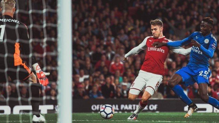 Арсенал - Лестер 4-3