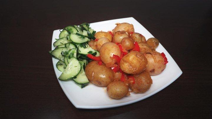 Картошка в мультиварке, как приготовить картошку. Рецепты для мультиварки. Мультиварка