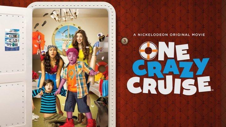 «Один безумный круиз» (США 2015 HD) Семейный, Комедия, Приключения