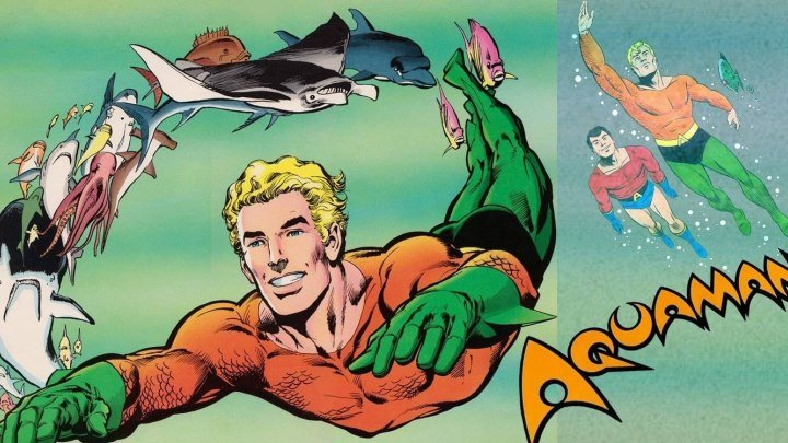 Aquaman 1967 o Trio do Terror Dublado