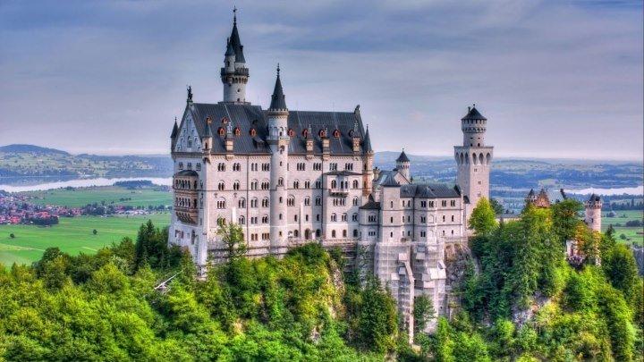 Замок Нойшванштайн. Бавария | Всё о Германии
