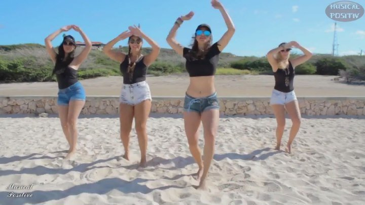 В синем море, в белой пене! 💗♫ Band ODESSA. Молодёжные танцы