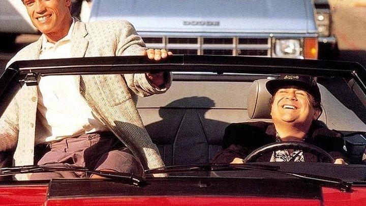 БЛИЗНЕЦЫ (1988) Арнольд Шварценеггер, Дэнни ДеВито, Келли Престон (перевод А.Гаврилов)