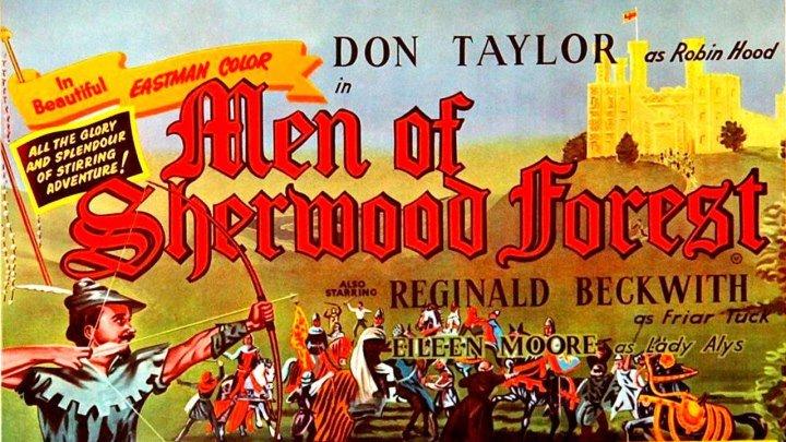 Меч Шервудского леса Фильм, 1960
