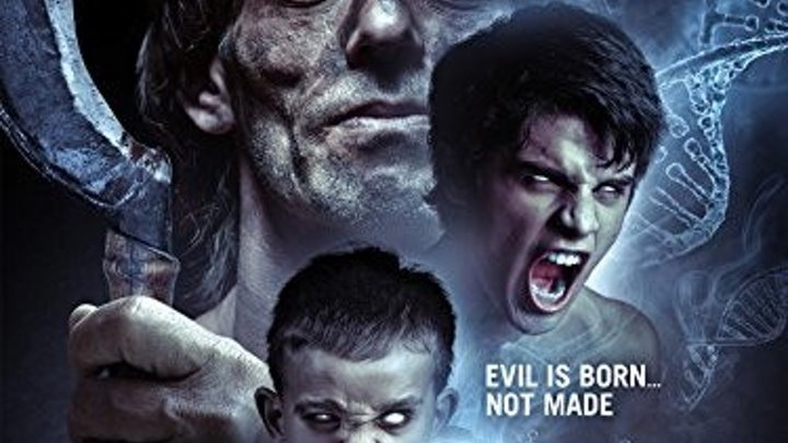 Порочный ген / The Evil Gene (2015) Ужасы, триллер