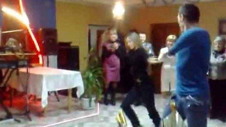 Кто сказал что русские не умеют танцевать лезгинку?
