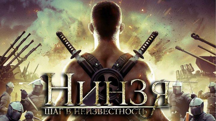 Ниндзя: Шаг в неизвестность (2014) The Ninja Immovable Heart