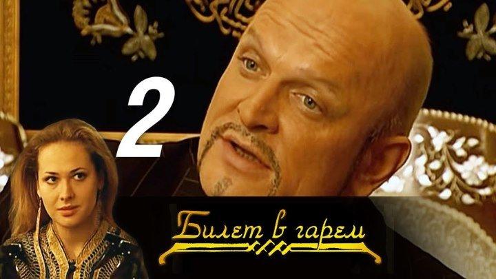 Билет в гарем. Серия 2 (2006) Россия драма