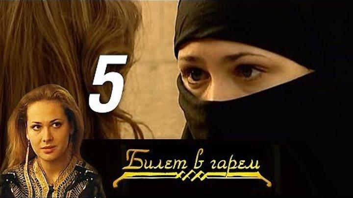Билет в гарем. Серия 5 (2006) Россия драма