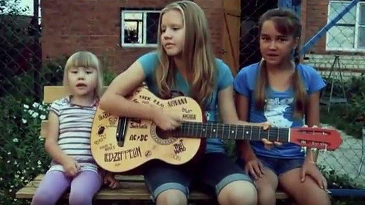 Как же они красиво поют, талант на лицо