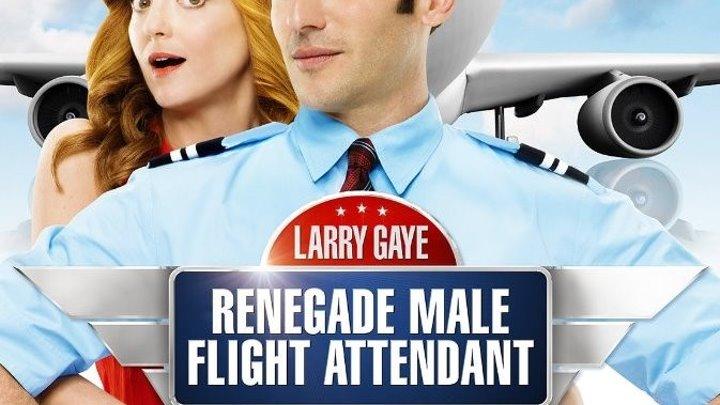 Ларри Гэй: Стюард-отступник / Larry Gaye: Renegade Male Flight Attendant (2015) комедия