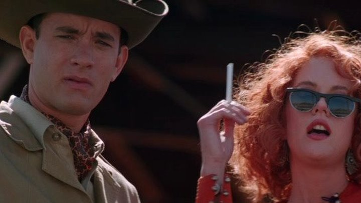 Джо против вулкана / Joe Versus the Volcano (1990) мелодрама, комедия