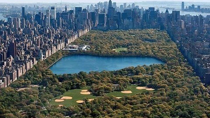 Нью-Йорк. Центральный парк и Бруклин. США