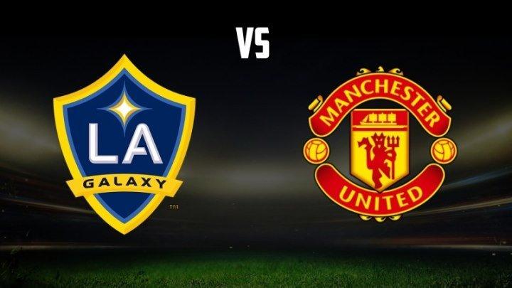 Лос-Анджелес Гэлакси - Манчестер Юнайтед 16.07.2017