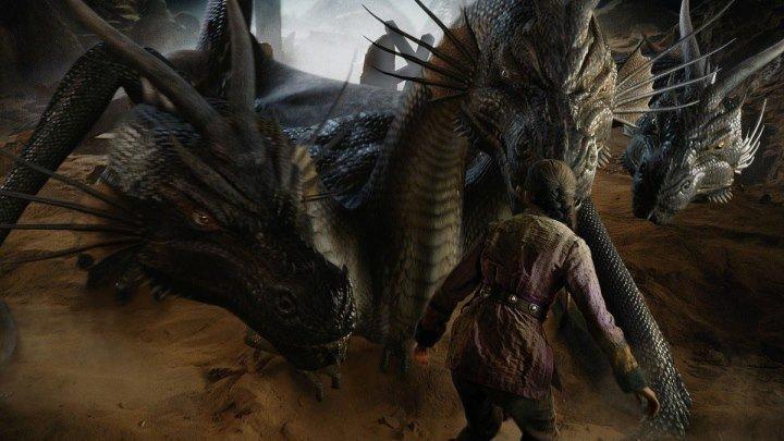 Мумия 3. Гробница императора драконов. боевик приключения фэнтези
