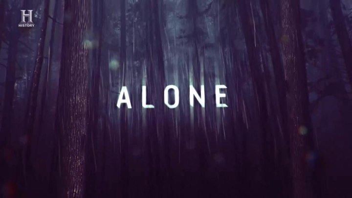 В изоляции. Один шанс на двоих 1 серия Разделяй и властвуй / Alone - Lost & Found (2017) HD