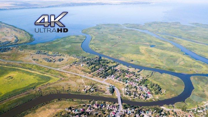 Красоты Азовского района. Село Кагальник. Август 2017