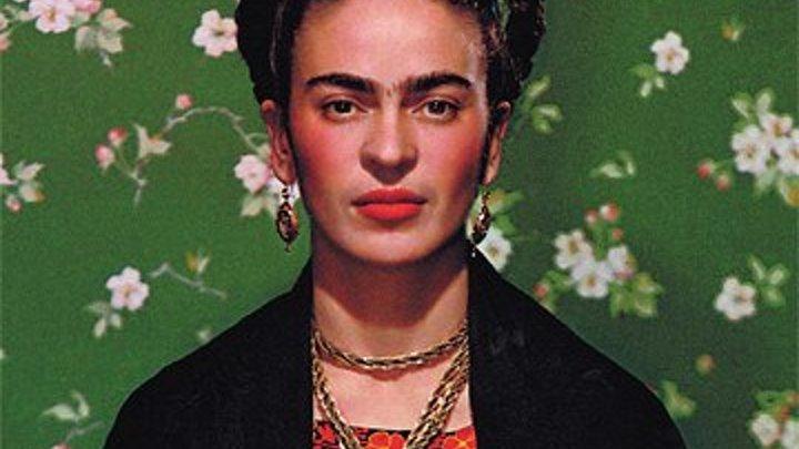 278. Фрида Кало ли? (макияж и причёски)...
