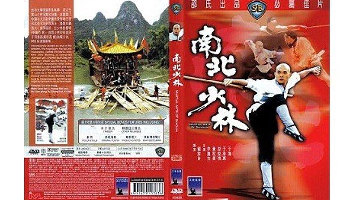 Храм Шаолинь 3: Боевые искусства Шаолиня.1986.BDRip.(720p)