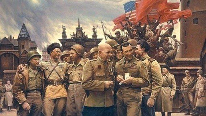 """""""Вторая Мировая Война"""" (В Цвете) Часть 2"""