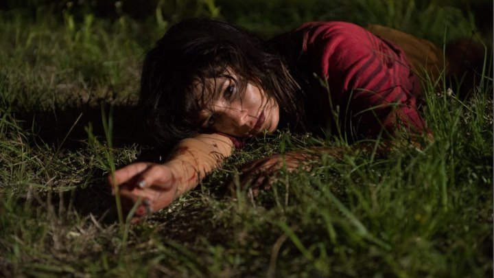 Город, который боялся заката / The Town That Dreaded Sundown (2014) ужасы, триллер, детектив