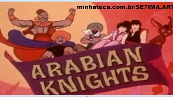 Os Cavaleiros da Arábia (5)
