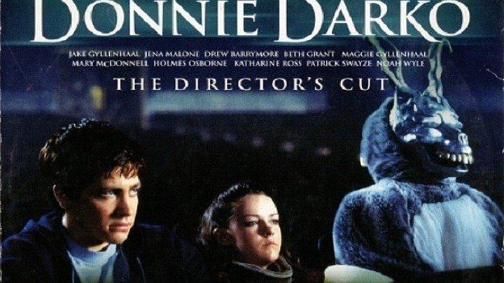 ДОННИ ДАРКО HD(2001) Триллер,Фантастика,Драма,Детектив