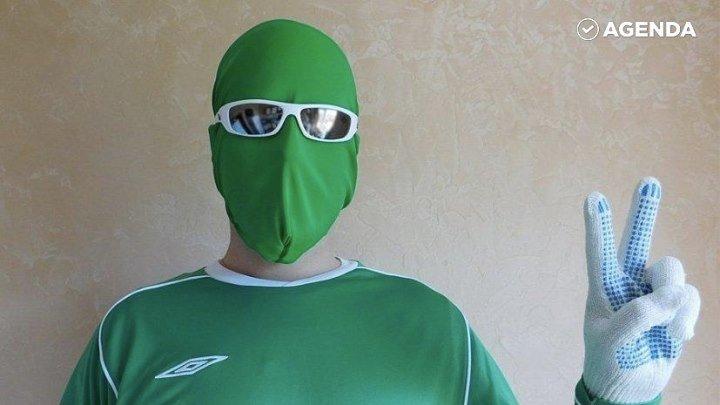 В Челябинске появился супергерой - Чистомен!